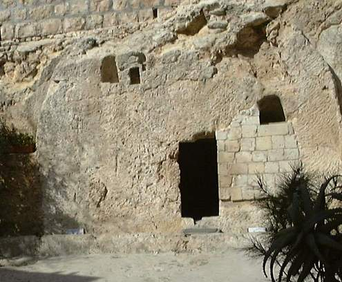 The Tomb That Became a Womb ndash God s Grace God s Glory