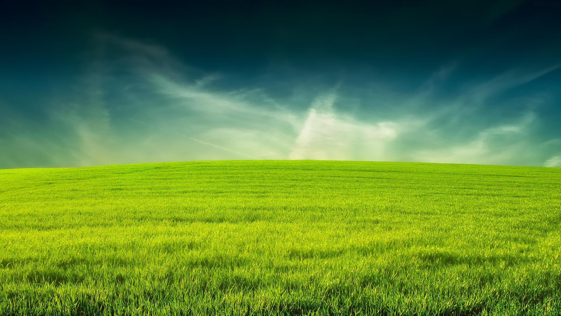 The lord s day sabbath god 39 s grace god 39 s glory for Grass landscape