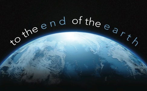 arch end.... of earth