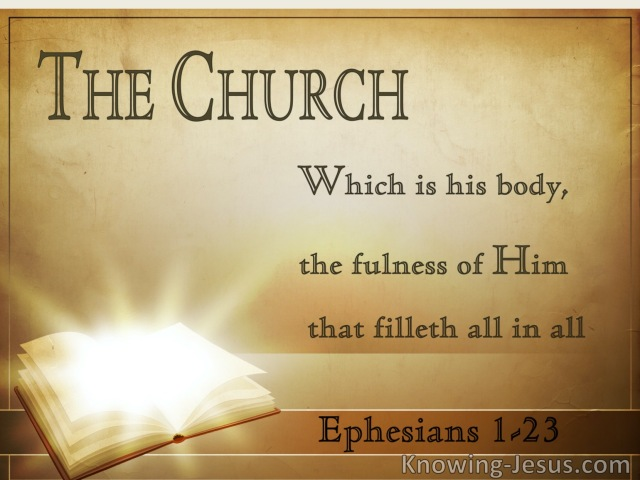 This image has an empty alt attribute; its file name is ephesians-1-23-his-body-the-fulness-of-him-brown.jpg